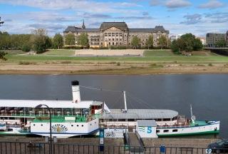 River Elbe, Dresden DE