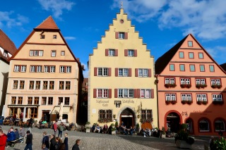 Market Square, Rothenburg DE