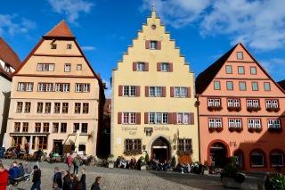Market Square, Rothenburg DE