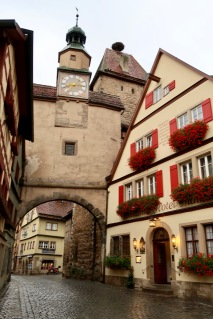 Marcus Tower, Rothenburg DE
