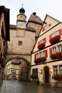 Marcus Tower, Rothenburg DE