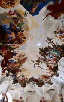 Ceiling fresco, Residence, Würzburg DE