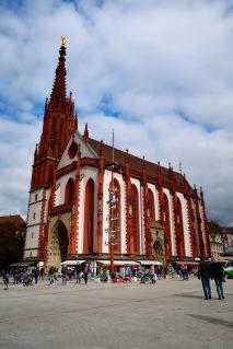 Chapel of Saint Mary, Würzburg DE