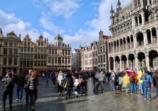Grand Place, Brussels BE