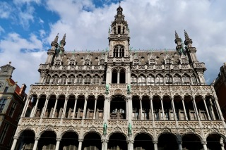 King's House, Grand Place, Brussels BE