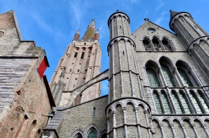 Church of Our Lady, Bruges BE