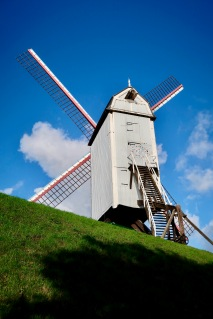 Bonne Chiere Mill, Bruges BE