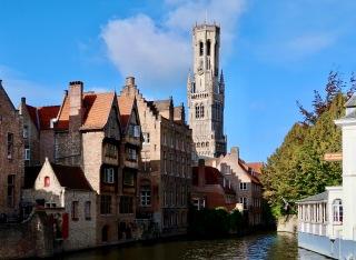 Belfry, Bruges BE