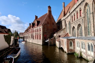 Saint John's Hospital, Bruges BE