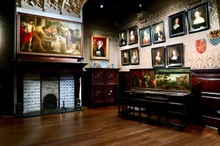 Plantin-Moretus Museum, Antwerp BE