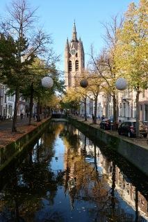Oude Kerk, Delft NL