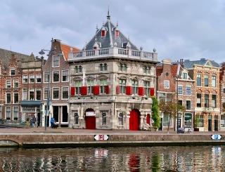 Weigh House, Haarlem NL