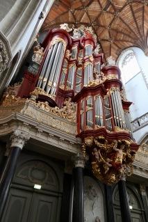 Grote Kerk organ, Haarlem NL