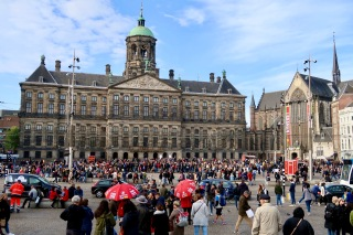 Dam Square, Amsterdam NL