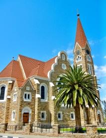 Christuskirche, Windhoek, Namibia