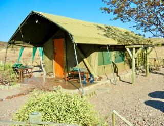 Camp Xaragu, Namibia